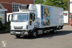 Camion Iveco EuroCargo 120E22 EURO 6 Carrier Supra 750Mt Bi-T frigo occasion