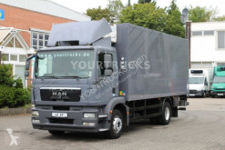 MAN refrigerated truck TGM 12.290 E5 Carrier Supra 850Mt/Tri-Multi-Temp