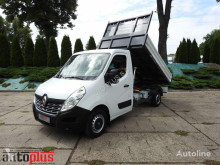Renault MASTER truck used tipper