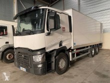Camion fourgon polyfond occasion Renault Gamme T 480 P6X2 E6