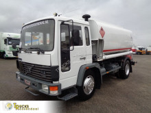 Volvo FL 614 truck used tanker