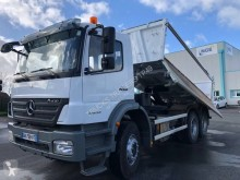 Camion benă bilaterala second-hand Mercedes Axor 2633