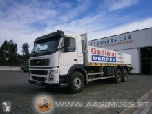 Volvo FM12 340 truck used flatbed