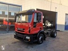 Iveco LKW Fahrgestell Eurocargo IVECO 140E25, Euro 5 EEV, Anno 2013