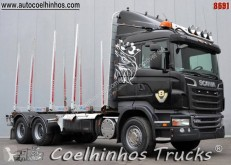 Scania Holztransporter R 560