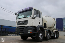 Camião MAN TGA 32.360 betão betoneira / Misturador usado