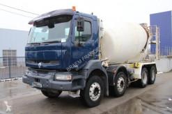 Camion béton toupie / Malaxeur Renault Kerax 420