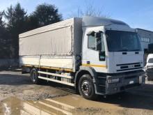Camion cu prelata si obloane second-hand Iveco Eurotech 190E27