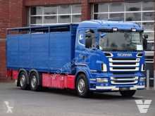 Used cattle truck Scania R 500
