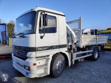 camion Mercedes 1835 L 3S Kipper + Bonfiglioli P15000
