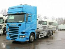 Scania R 410 Topliner *BDF/Wechselfahrg mit Hubrahmen * LKW
