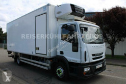 Iveco Eurocargo 140E18 EURO 5Carrer Supra 850 Mt ,LBW truck used refrigerated