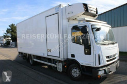 Iveco Eurocargo 100E18 EURO 5 .Carrer Supra 850 ,LBW truck used refrigerated