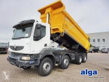 camion Renault Kerax 460.42 8x4, Mulde 30m³, Schalter, XTREM