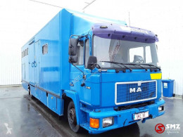 Camion MAN 18.222 fourgon occasion