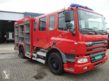 Camion pompiers occasion DAF 75-360 godiva pump 6000liter/min
