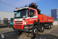 Camion benne Scania P 380