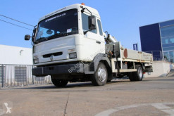 Camion plateau standard occasion Renault Midlum