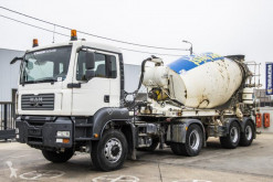 MAN TGA 18.360 truck used concrete mixer
