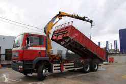 MAN TGA truck used tipper