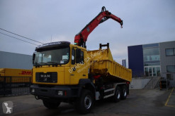 MAN tipper truck 33.414