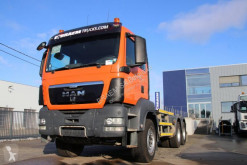Camion MAN TGS 33.440 porte containers occasion