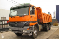 Camion benne occasion Mercedes Actros 3340
