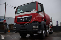 Used concrete mixer truck MAN TGS 35.360
