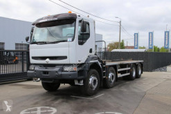 Camion Renault Kerax 420 DCI plateau standard occasion