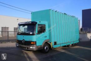 Camião Mercedes Atego 815 caixa aberta com lona usado