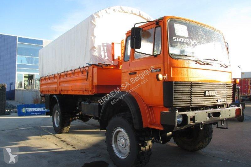 View images Magirus-Deutz 168M11FAL (Iveco 110-16)-Service Truck (ref:e38301) truck