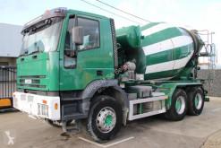 Iveco Eurotrakker truck used concrete mixer