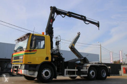Camion DAF 75.270 ATI - HIAB 099 portacontainers usato