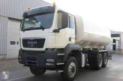 MAN oil/fuel tanker truck TGS 40.400