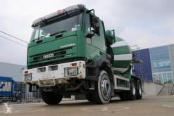 Ciężarówka Iveco Eurotrakker betonomieszarka używana