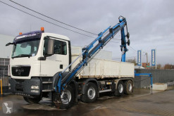 Camion MAN TGS 35.400 plateau standard occasion