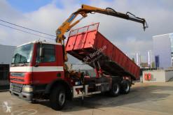 Vrachtwagen DAF CF75 tweedehands kipper