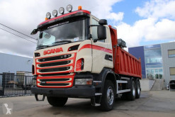 Scania G 440 truck used tipper
