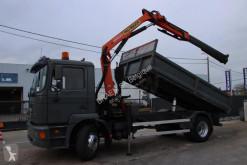 Camión volquete MAN 18.250 BB - PK 9501