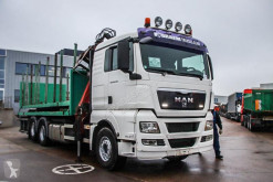Camion grumier occasion MAN TGX 26.440