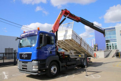 MAN TGS 18.320 truck used tipper