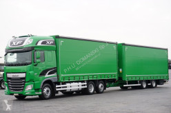 camion DAF - 106 / 460 / SSC / EURO 6 / ZESTAW PRZESTRZENNY + remorque