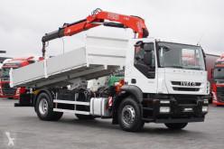 камион Fassi IVECO - STRALIS / 190S31 / WYWROTKA + HDS 130