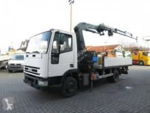 Iveco EuroCargo 80 E 15 Pritsche Kran 15,5m+ Winde LKW