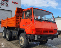 Camión Steyr 1491, Tipper 6x4, Full Steel, big axles ,6 CYLINDERS volquete usado
