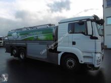 Camião MAN TGS MAN TGS 26.480 6x2 (Nr. 4571) cisterna usado