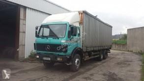 Camión Mercedes 2228 lonas deslizantes (PLFD) usado