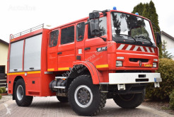 Renault M210 4x4 FIRE TRUCK BOMBEROS 3000L truck used fire