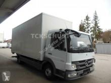 camion Mercedes ATEGO2 818 KOFFER 6,2 KLIMA/LUFT LBW /AHK