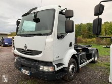 Camion polybenne occasion Renault Midlum 220.13